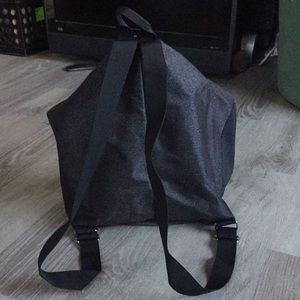 Bags - Stylish Backpack black and gray